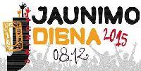 Tarptautin�s jaunimo dienos min�jimo �vent� Var�noje